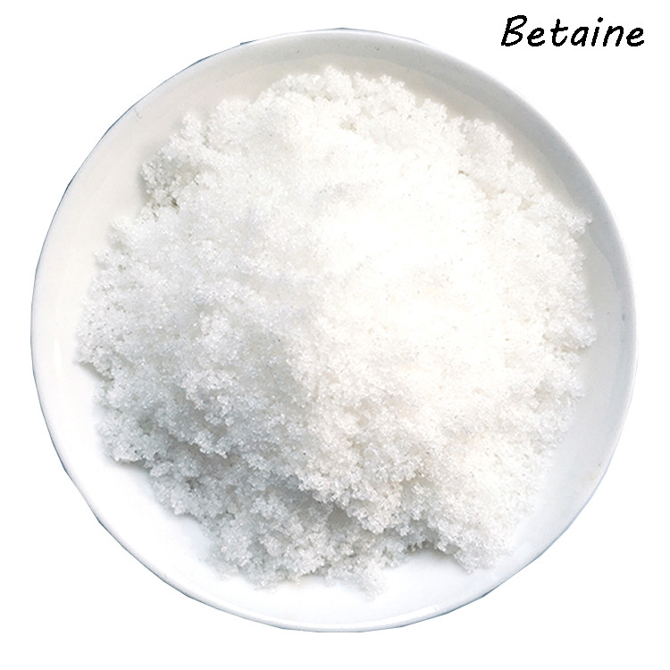 96% betaine anhydrous with 3% anti-caking