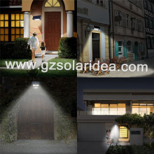 Outdoor Waterproof Sensor Wall Light 3.5W