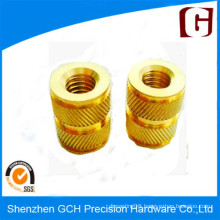 Precision Custom Brass Parts CNC Quality Machining