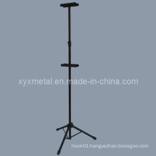 Powder Coated Steel Advertising Metal Display Exhibition Stand