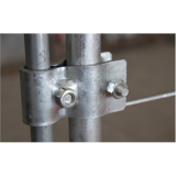 Galvanized Steel Gate Hardware Fitting