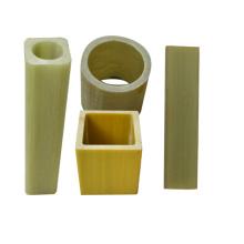 high strength Fiberglass Epoxy reinforced plastic round frp / grp pipe / tube