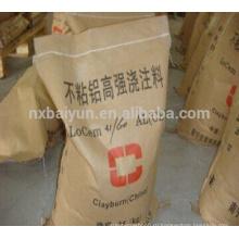 Высокопрочный легковес изолируя тугоплавкое castable