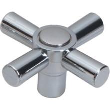 Wasserhahn Griff in ABS-Kunststoff mit Chrom-Finish (JY-3065)
