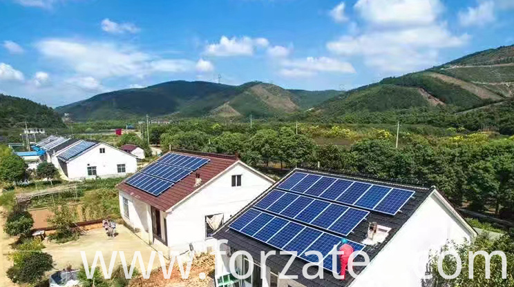 6KW Roof Solar Energy System