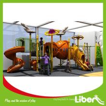 Dispaly Outdoor Slide China Juegos Infantiles (LE.QT.040) Garantie de qualité