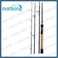 Jaxon 4PCS Viagem Fishing Rod Tackle