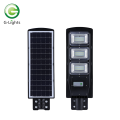60w impermeável ao ar livre conduziu a luz de rua solar