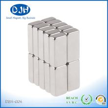 Neodym 10 * 5 * 3 mm Block Magnet Magnetisches Gesicht 10 * 5 mm