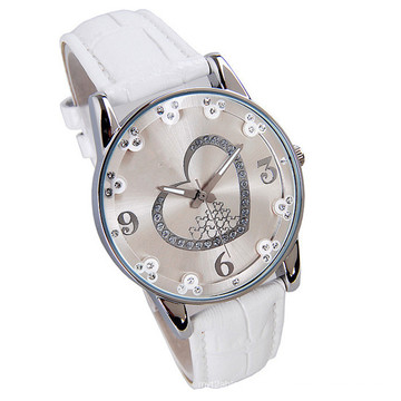 Hl51wholesale Cheap Price Hot Sale Fashion Stainless Steel Men′s and Women′s Wrist Quartz Watch