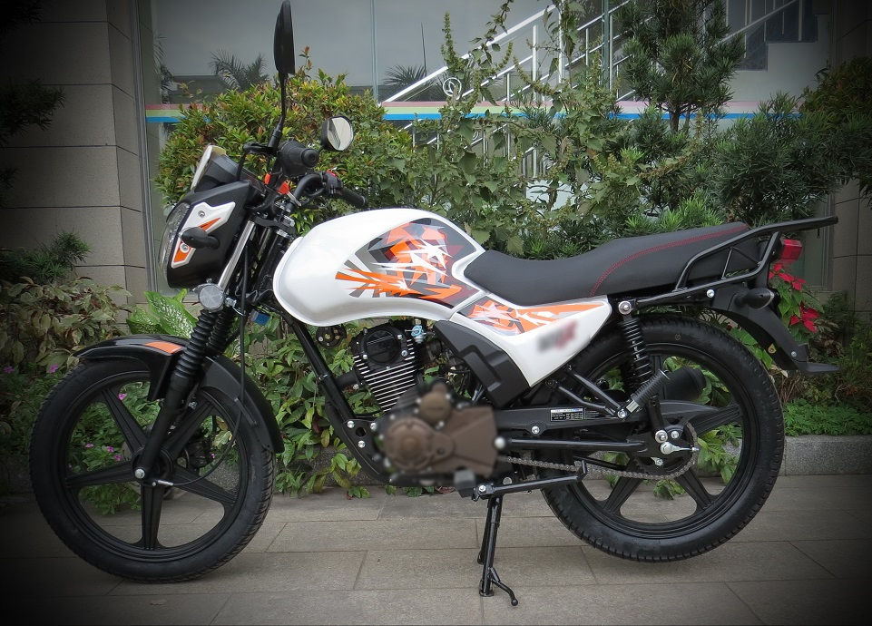 Gas Motorcycle HS125-P