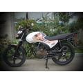 HS125-P New Design GN125 Motorcycle Hot-sale