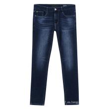 Factroy OEM Pantalones de mezclilla azul para hombre Pantalones de mezclilla de algodón