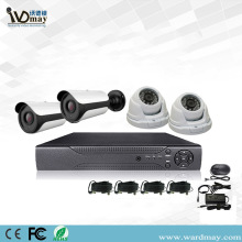 CCTV 4chs 2.0MP Tsaro Kula da Securityararrawa DVR Kits