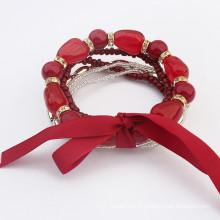 2015 nouveau bracelet en forme de perles de charme