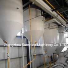 20t/D Crude Oil Refinery Equipment Sunflower Oil Refinery