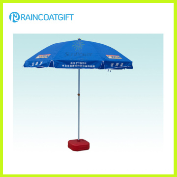 Strandschirm Polyester-PVCs im Freien für Förderung