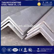 ASTM A276 stainless steel angle 304 304L 316 316L 201