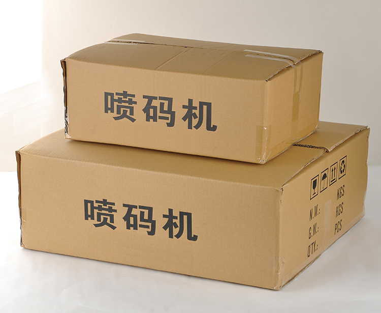 HAE-300 PVC Pipe Printint Machine Outside packing