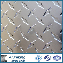Fünf Bar Checkered Aluminium / Aluminiumblech / Platte / Panel für Elektrik