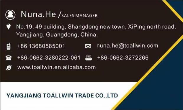 Nuna S Business Card