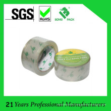 Crystal Clear Carton Sealing Packing BOPP Adhesive Tape