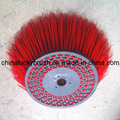 PP and Steel Wire Mixture Side Street Brush (YY-001)