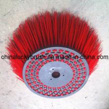 PP e mistura de arame de aço Side Street Brush (YY-001)