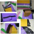 Polyfolie gedruckt Kleidung Tragetaschen für Kleidungsstück Verpackung