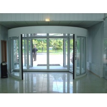 Commercial Two-wing Automatic Revolving Doors