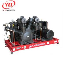 compresseur d'air à double effet et à mouvement alternatif 40bar