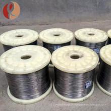 Approvisionnement forme alliage de mémoire vive nitinol fil 0.5mm prix par kg