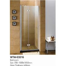 Scharnier Duschtür Wand zu Wand WTM-03D16