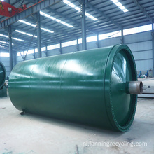 Lanning Rubber Tire Recycling Plastic Film