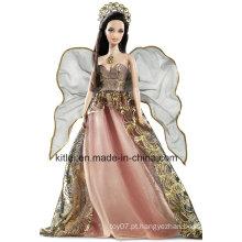 ICTI Fábrica de PVC Moda Africano Africano Barbiee Doll com En71 / ASTM / Azo Free