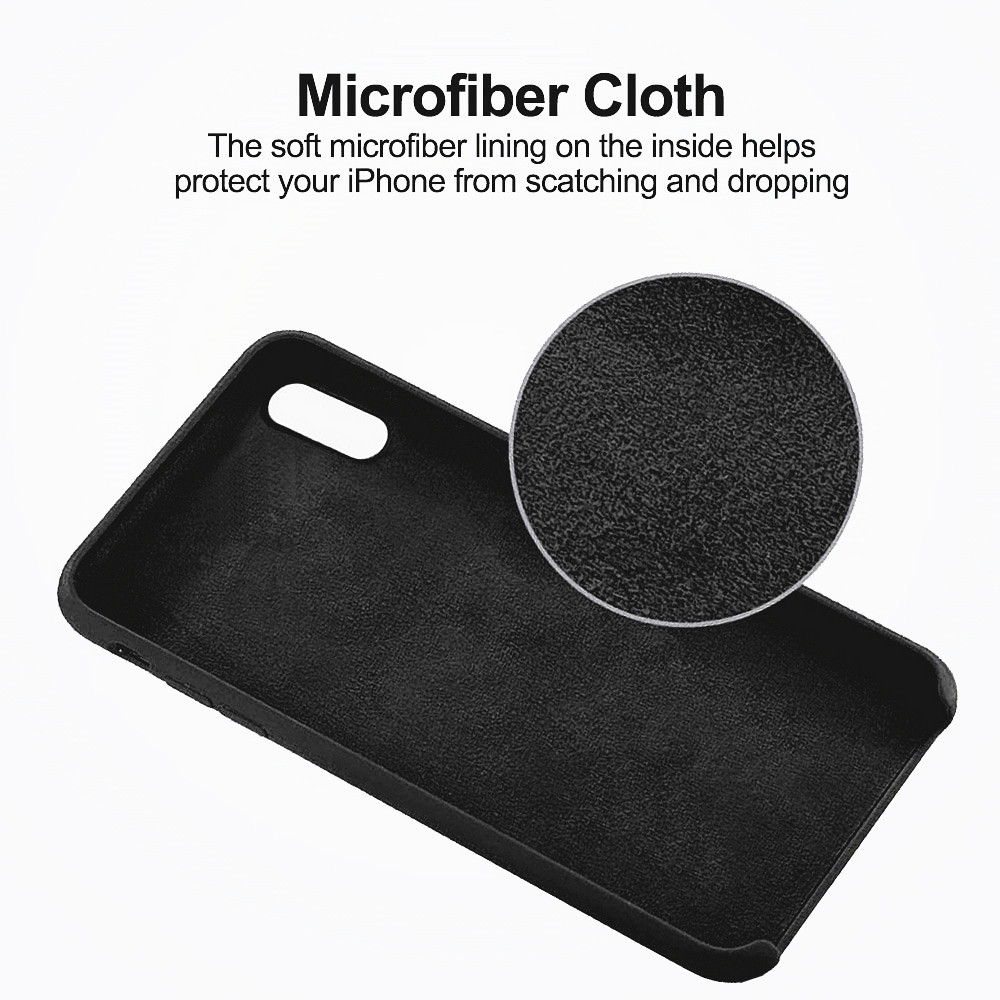 remove stains liquid silicone case iphone cover