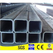 Tuyau en acier carré pour matériau de construction en métal
