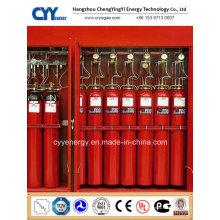 Nouveau cylindre de lutte contre l'incendie à CO2 en acier sans soudure