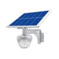 Luz solar de pêssego de energia solar