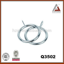 Q3502 металлическое картонное кольцо, аксессуары для карнизов, пластиковое кольцо карнизов