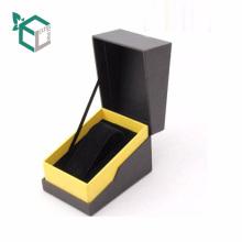 Les nouvelles boîtes de montre de papier de conception emballant la boîte d'emballage de cadeau pour la montre