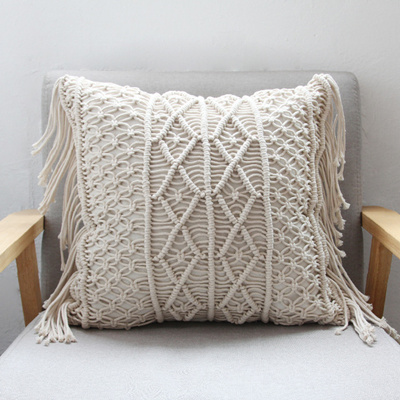 boho decorative pillows