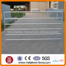 Hot-dipped galvanized livestock panels