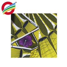 Tecido de impressão de cera Tear-Resistente barato africano ankara