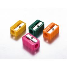 Apontador de lápis de plástico barato 9922