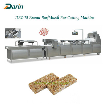 Muesli Bar Granola Bar Cutting Machinery