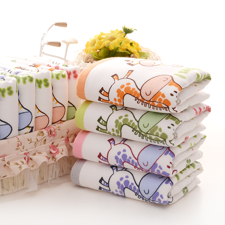 Cartoon Kids Towel