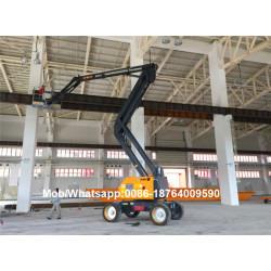 XCMG 18m Folding Aerial Work Platform