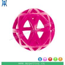 TPR Hollowed Ball Pet Toy