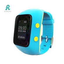 GPS Kids Tracker Watch with Voice Massage 10 Safe Zone R12